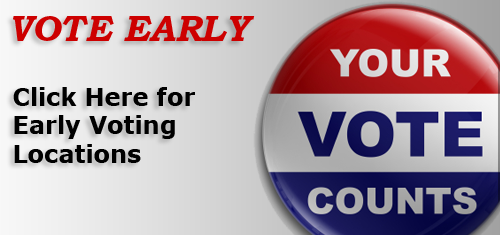 Early Voting Starts Monday